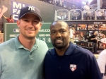 Harold Reynolds (not harassing anyone)